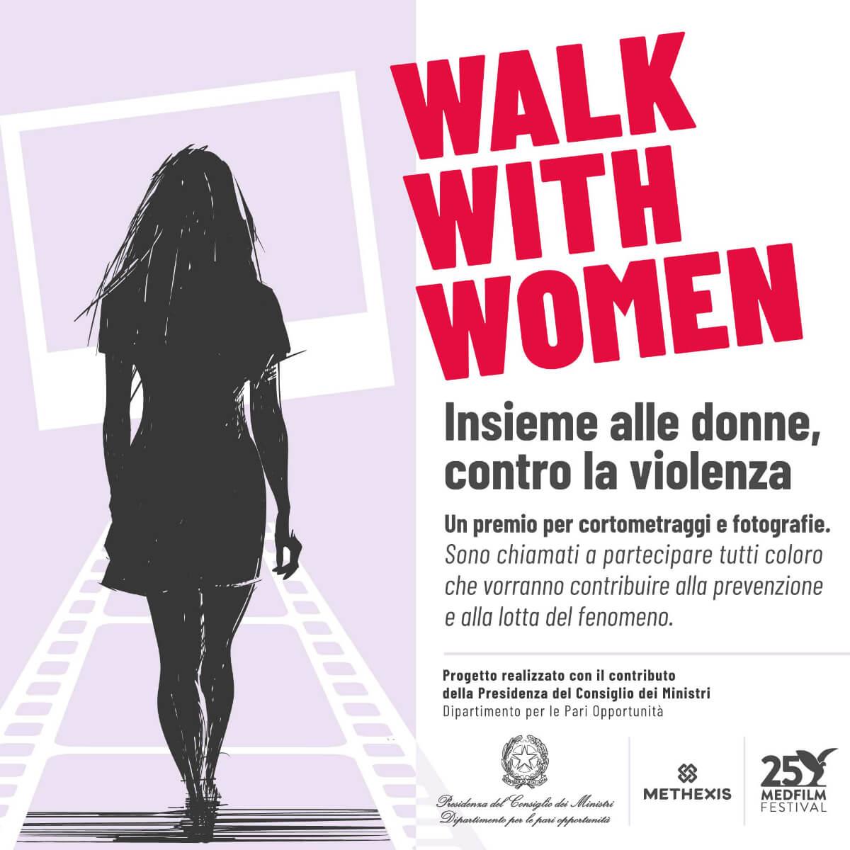 Walk with women